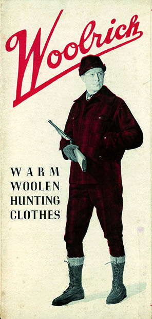 WOOLRICH® The Original Outdoor Clothing Company Outdoor