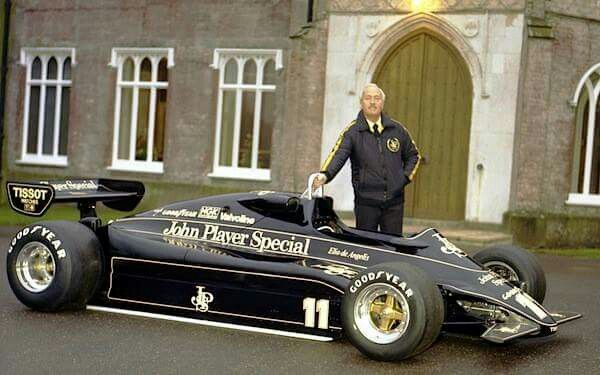 1982 Lotus 91 Colin Chapman