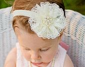 High Quality Affordable Headbands for Babies by BabyBloomzBoutique