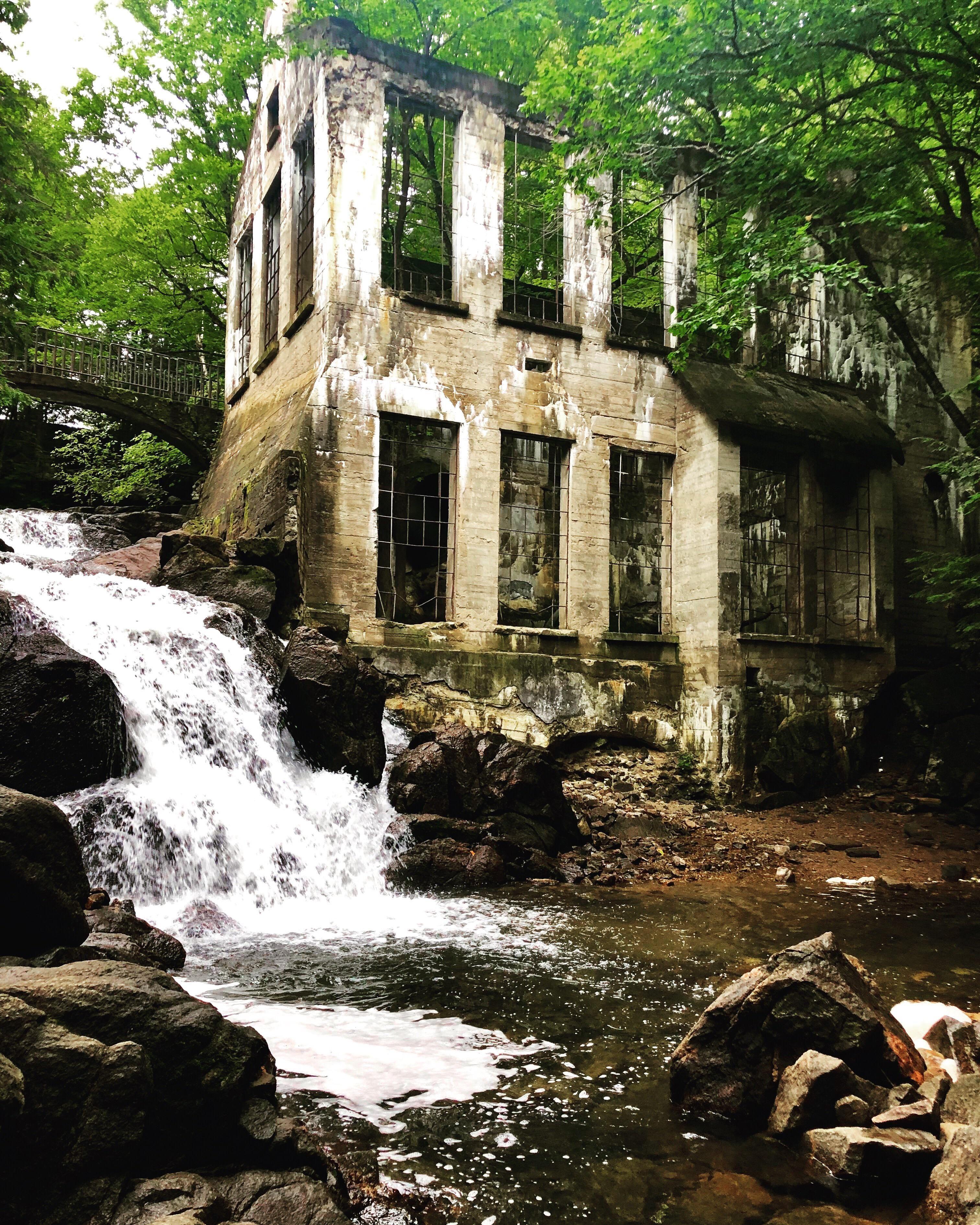 Abandoned Building Gatineau Park