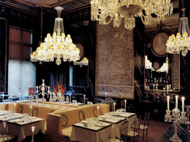 Restaurant baccarat moscow barriere casino emploi