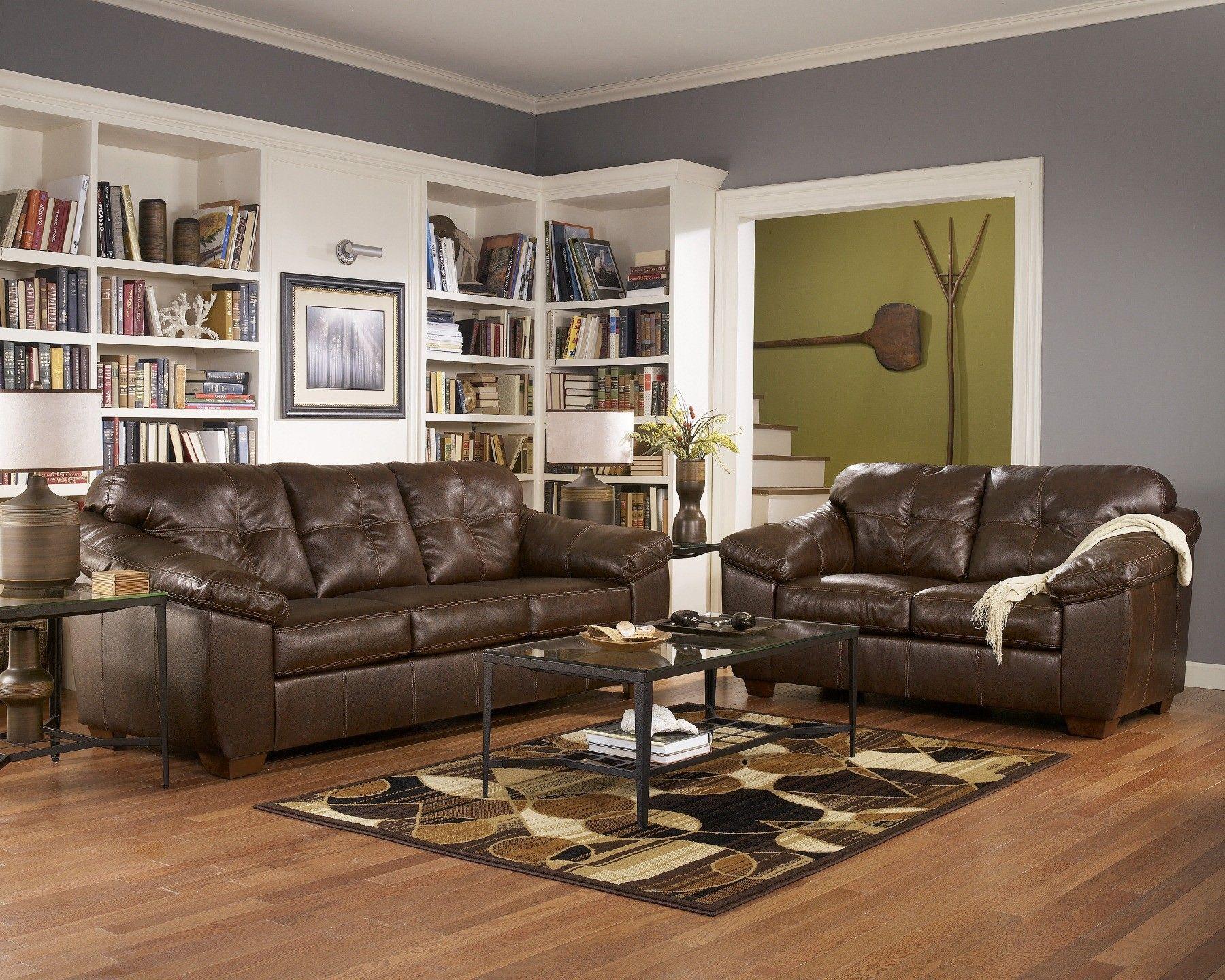 Pleasant San Lucas Collection Harness Leather Sofa Loveseat Set Machost Co Dining Chair Design Ideas Machostcouk