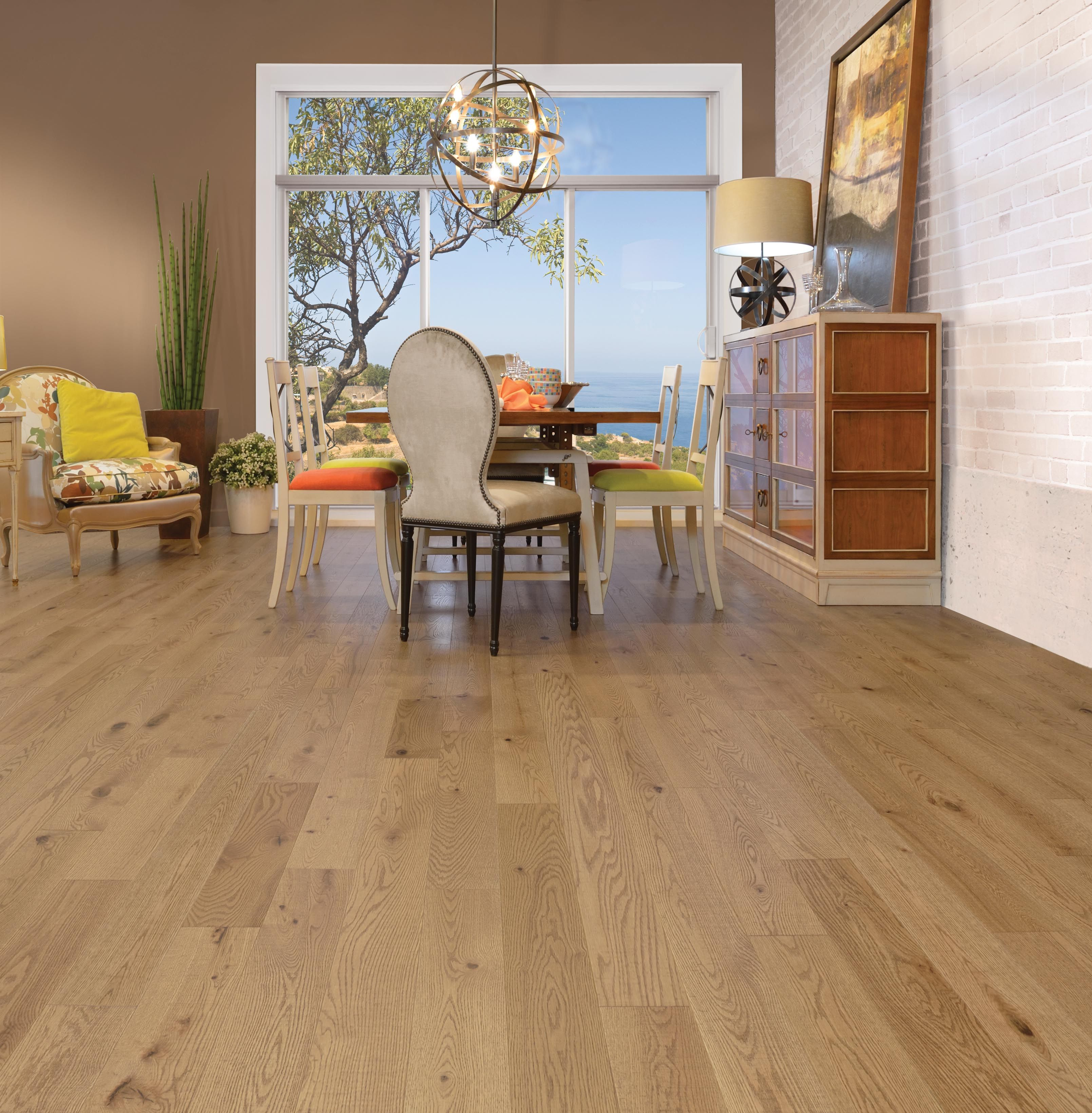 Old Red Oak Papyrus   Imagine Collection By Mirage Floors
