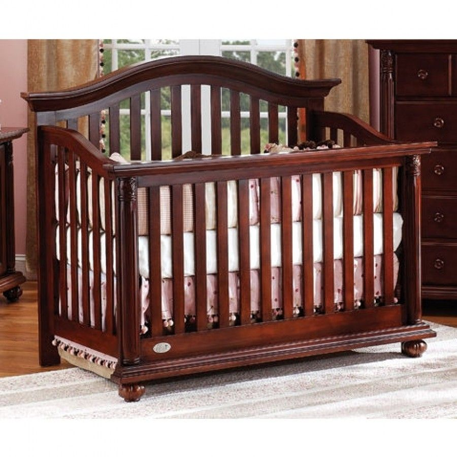 Cocoon Nursery Furniture 1000 Series Convertible Crib 1000 Crib Baby Cribs Cribs Baby Furniture Stores
