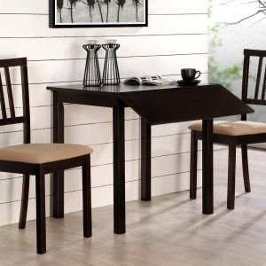 Small Rectangular Kitchen Table With Leaf Small Kitchen Tables