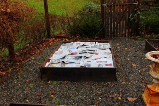 Preparing raised beds for winter gardening pinterest - Prepare vegetable garden for winter ...