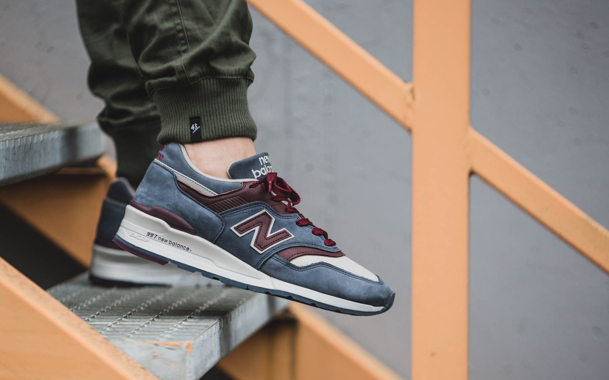sports shoes 218ad 8cfbb The New Balance M997DGM