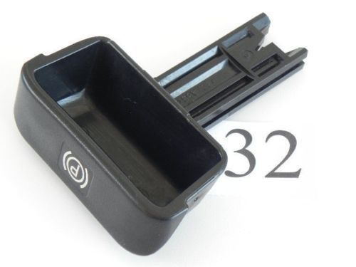 2003 MERCEDES C240 BRAKE RELEASE HANDLE BLACK PLASTIC PARKING 2034270620 872 #32