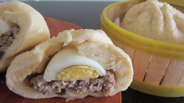 Рисовые булочки на пару рецепт пошагово