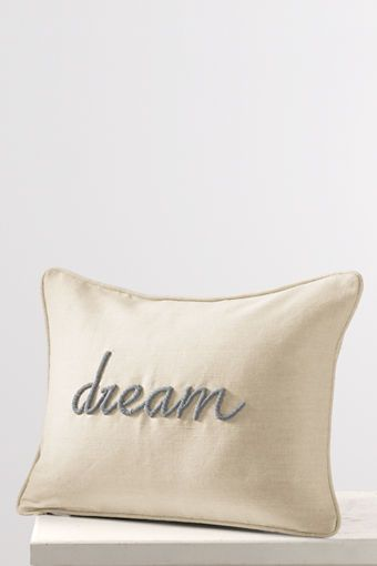 40 X 40 Dream Decorative Pillow Cover From Lands' End For The Cool Lands End Decorative Pillows