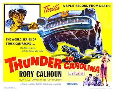 Something vintage racing films think