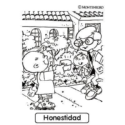 Honestidad Jpg 400 400 Imagenes De Los Valores Honestidad Valor De La Sinceridad