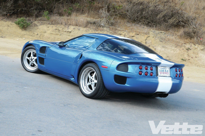 1995 Guldstrand Grand Sport 90 | Just Cars | Corvette grand