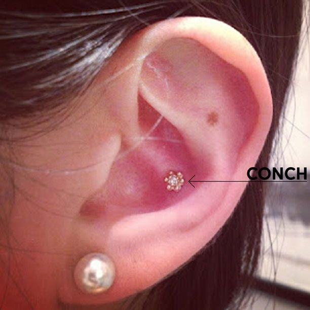 how to take out ear piercing with ball