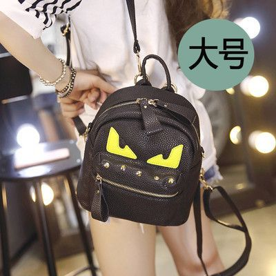 2ee687e639ba 2016 Fashion Backpacks Women PU Leather School Bag Girls Female Candy  Colors Travel Shoulder Bags Waterproof