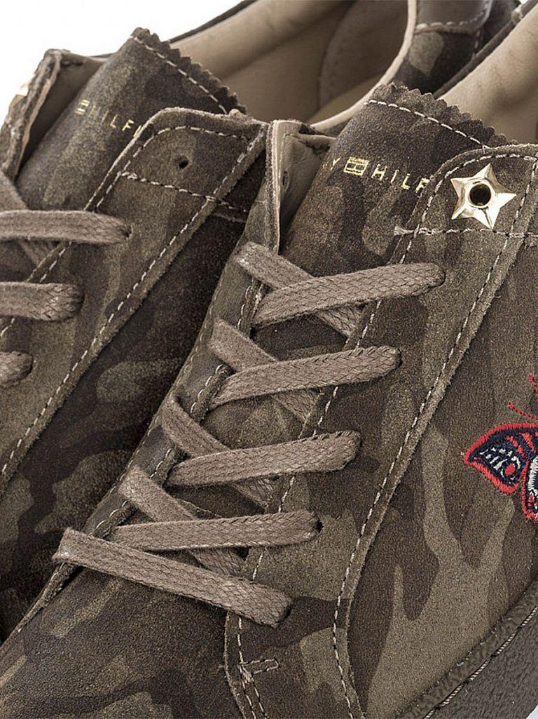 fcdcafa5bc8e Купить кеды Tommy Hilfiger в js-online.ru. Скидки до 70%. | Military ...