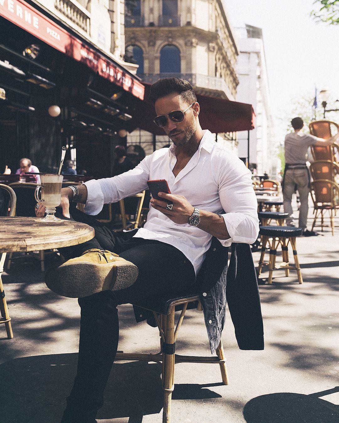 22 6 Mil Me Gusta 246 Comentarios Daniel Magic Fox En Instagram Heading To Stuttgart Checking Magic Fox Photography Poses For Men Mens Fashion Summer