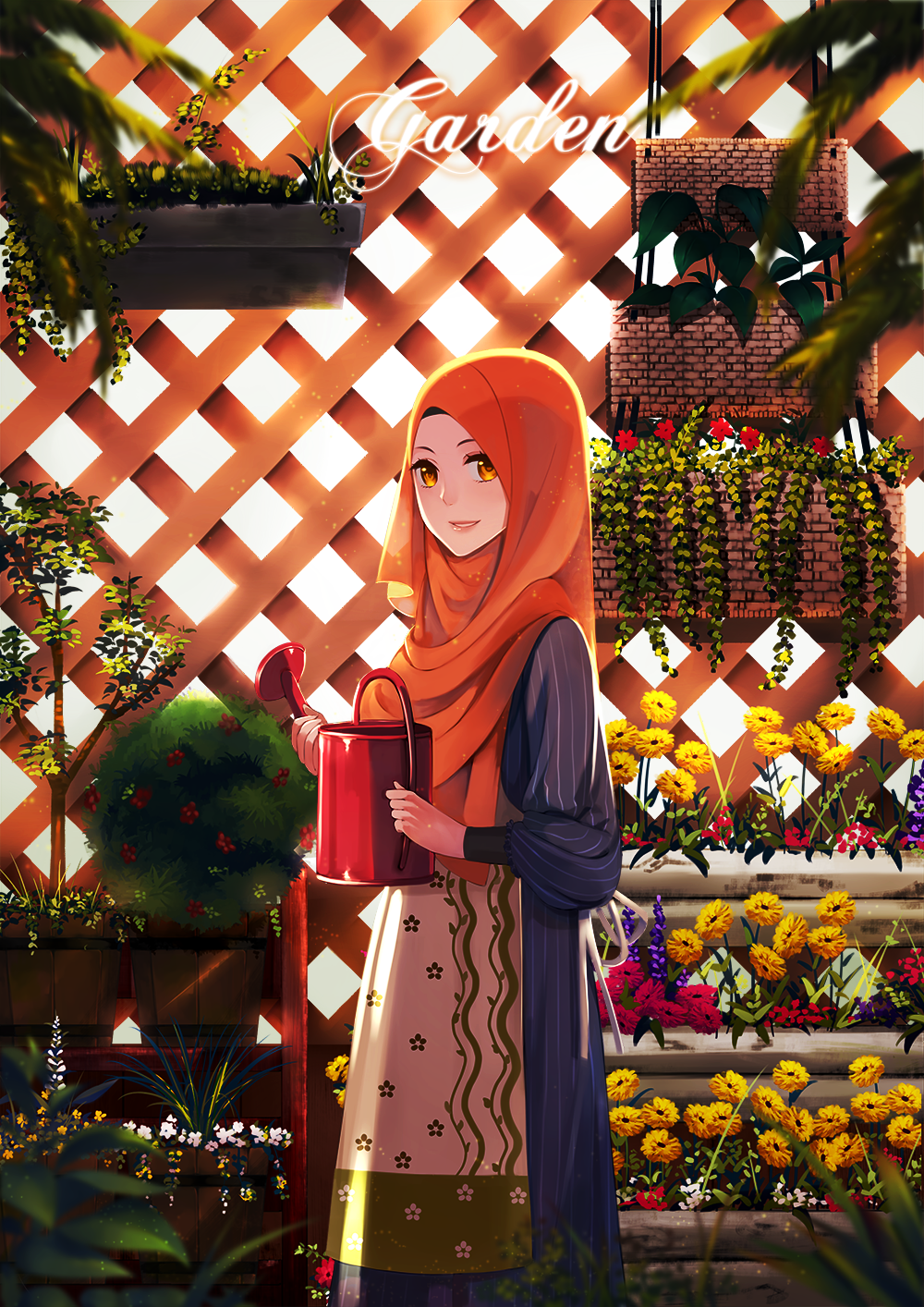 Sükutu Lisan Selameti İnsan Kartun, Gambar, Seni islamis