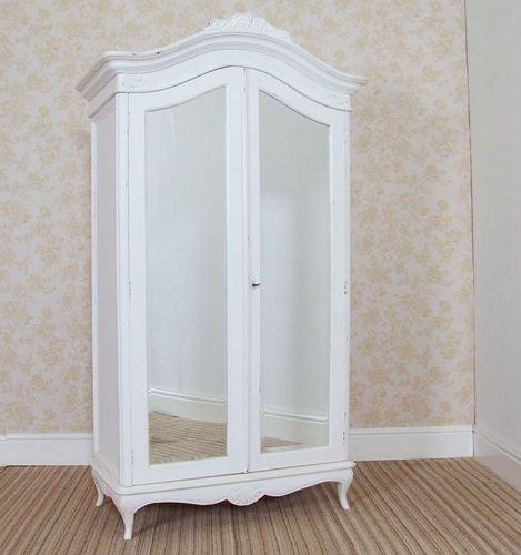 Admirable Shabby Chic French Armoire Wardrobe Ebay Uk Armoires Interior Design Ideas Gentotryabchikinfo