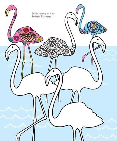 Drawing Doodling And Colouring For Girls Doodles Drawings Art Projects
