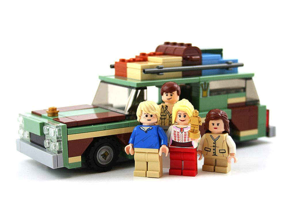 Wagon Queen Family Truckster by Daniel Siskind