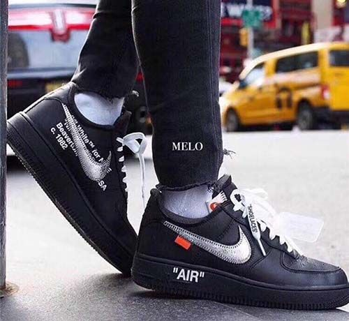 OFF WHITE x Nike Air Force 1 Low White | Sneakers, Fake