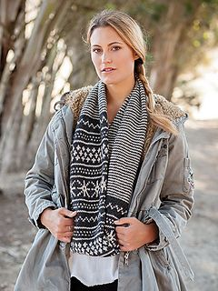 An Annie's Signature Designs   Infinity scarf pattern ...