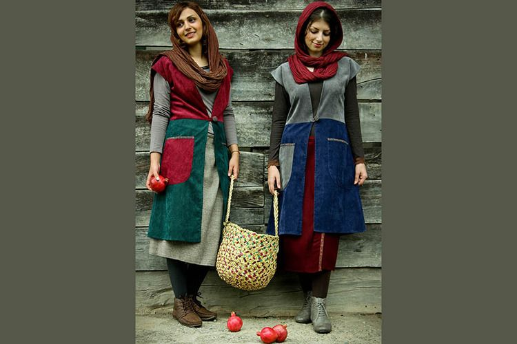 Anargol, a young designer group in Iran