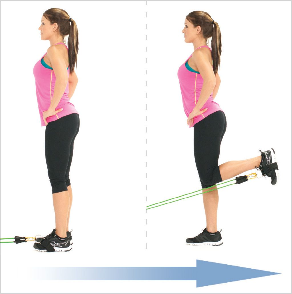 Better Standing Hamstrings Curl Made Possible With ...