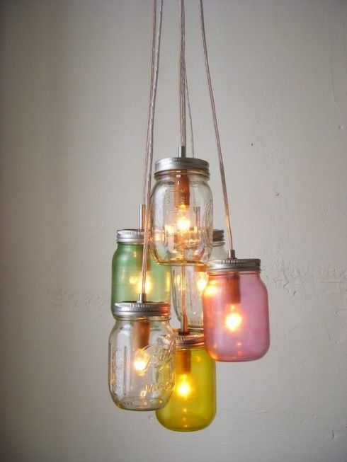 Click Here For 7 Fun And Easy Diy Lamp Ideas To Liven Up Your House Or Apartment Diy Lamp Diy Light Fixtures Diy Lighting