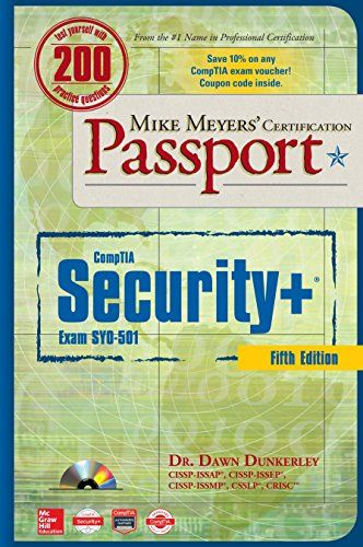 pdf exam mike passport meyers certification comptia fifth security edition
