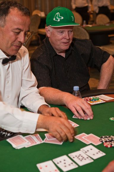Dan Harrington Is A Professional Poker Player Best Known For Winning The Main Event World Championship At The 19 World Series Of Poker Best Casino Poker Night