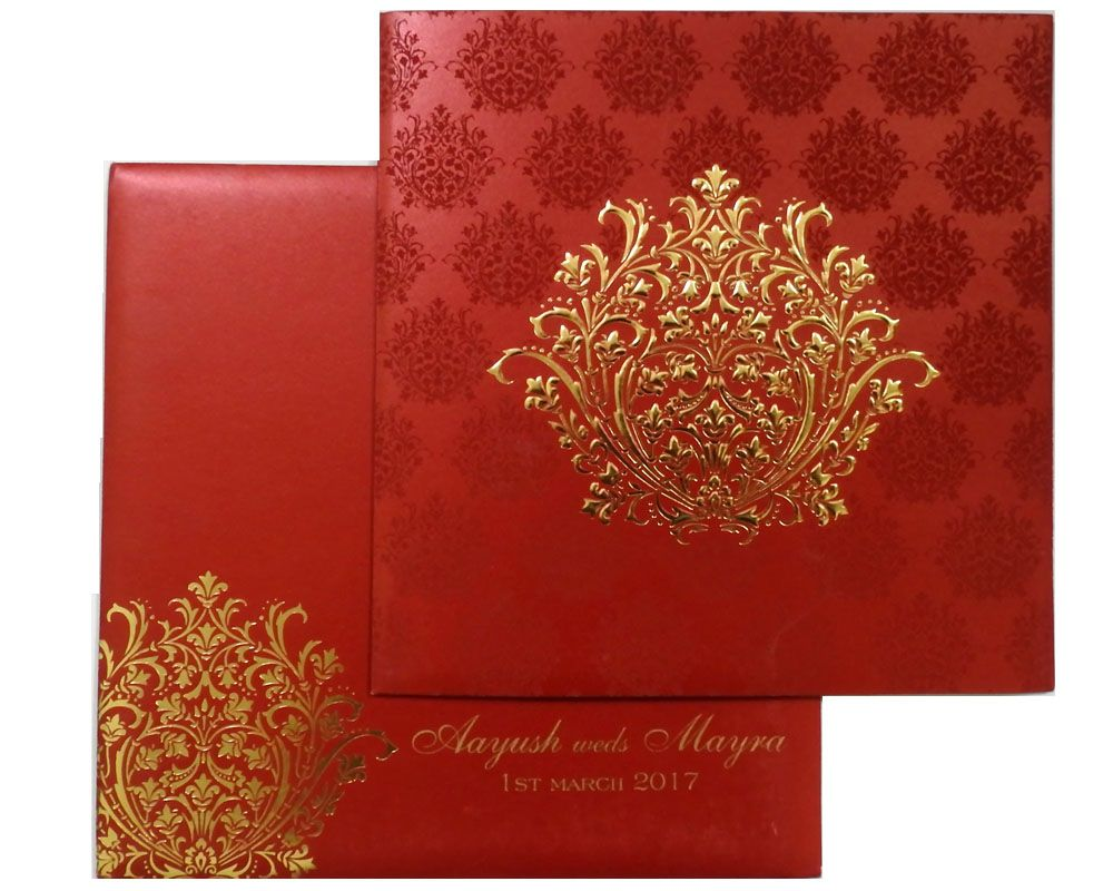 Attractive Hindu Cards available at www.indianweddingmarket.com ...