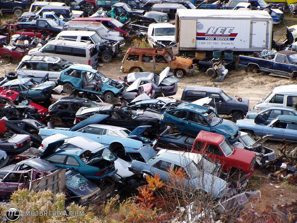 Thompson Auto Salvage >> Carol Thompson Route 57 Auto Salvage Is Not Abiding By The