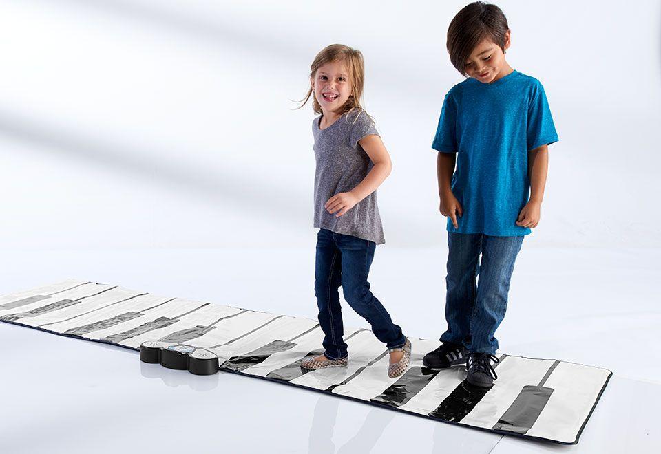 Giant piano mat sharper image sharper image piano