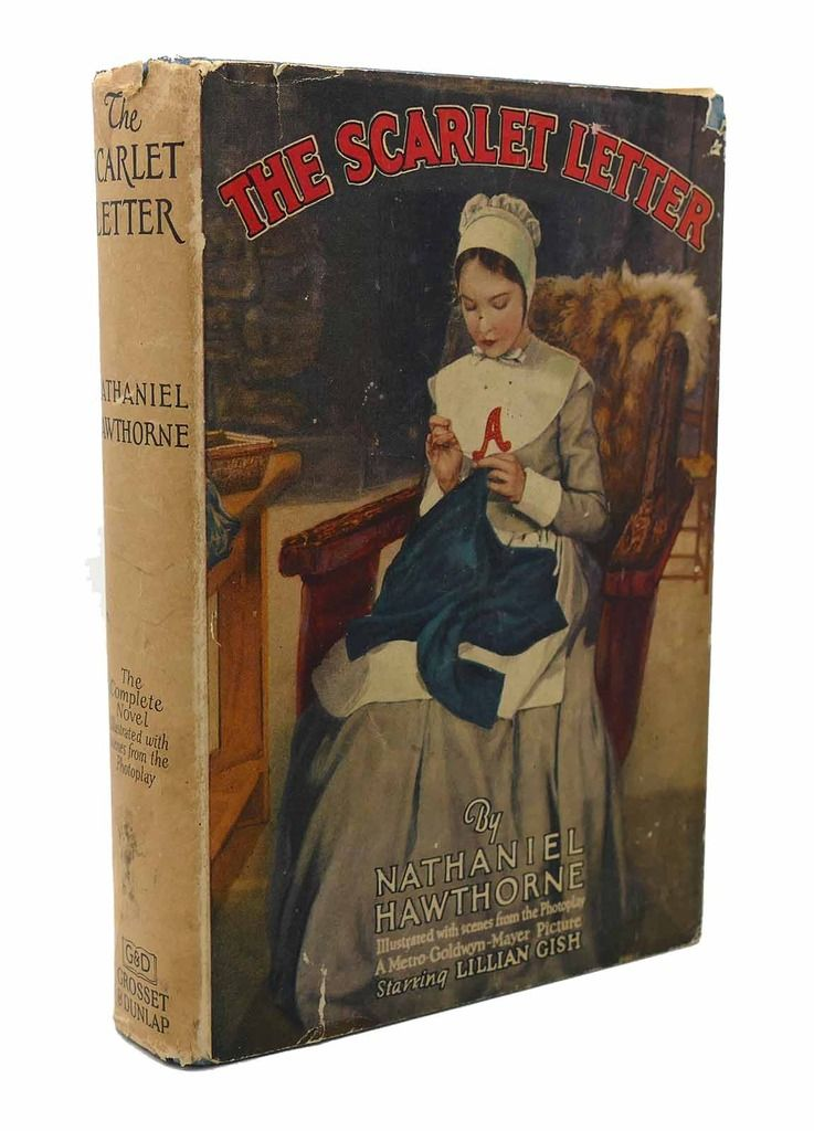 THE SCARLET LETTER THE Photoplay Edition The scarlet