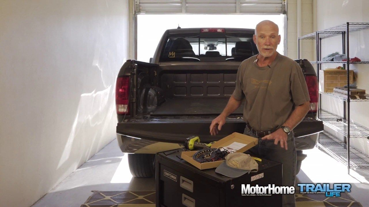 Trick My Truck Install Truck Bed Cargo Light Kit at 10596