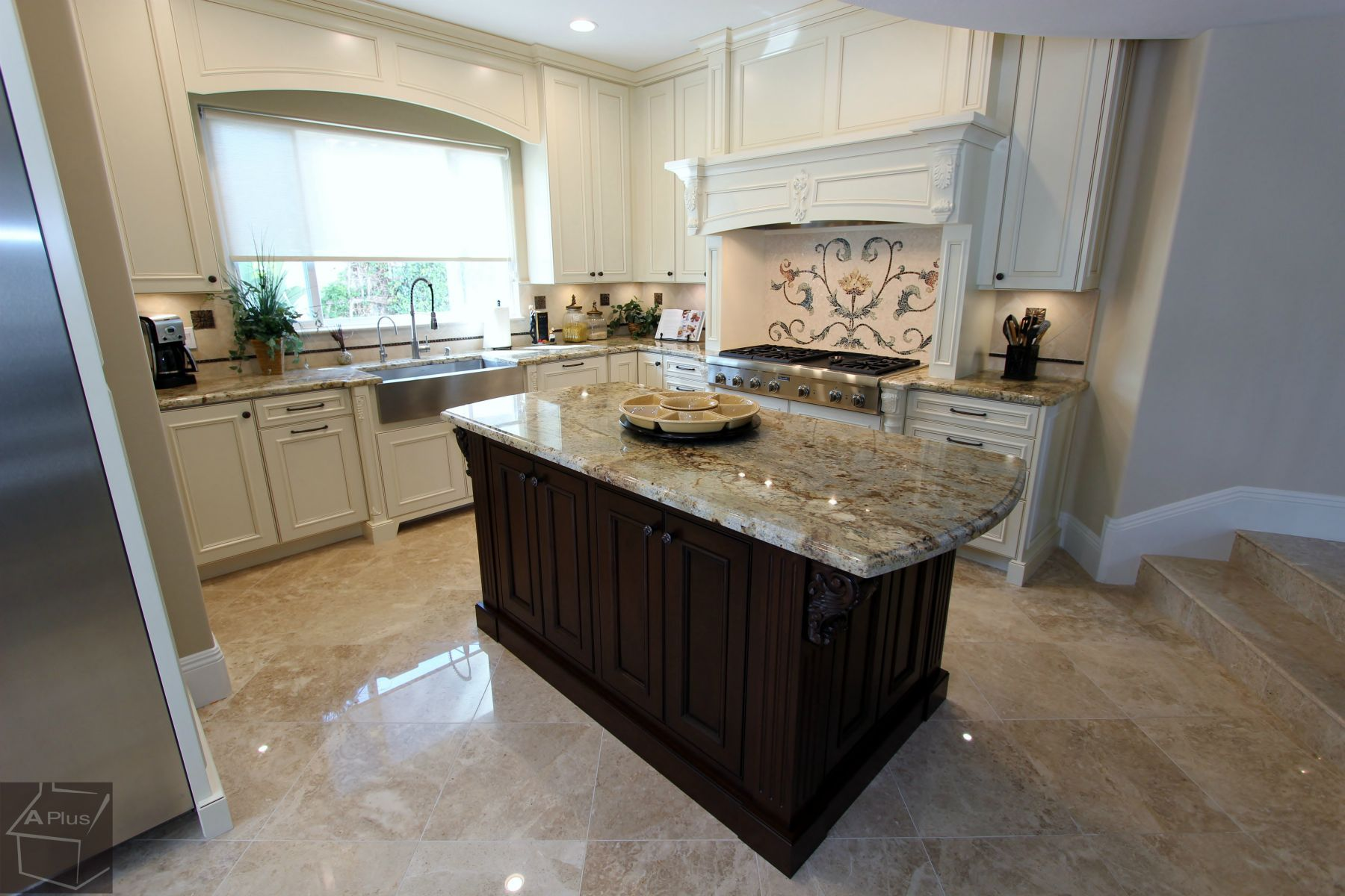 Design Build Custom Traditional #KitchenRemodel in Huntington Beach ...