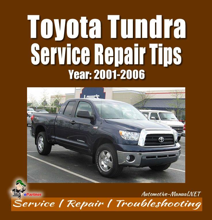 Pin On Toyota Service Manual