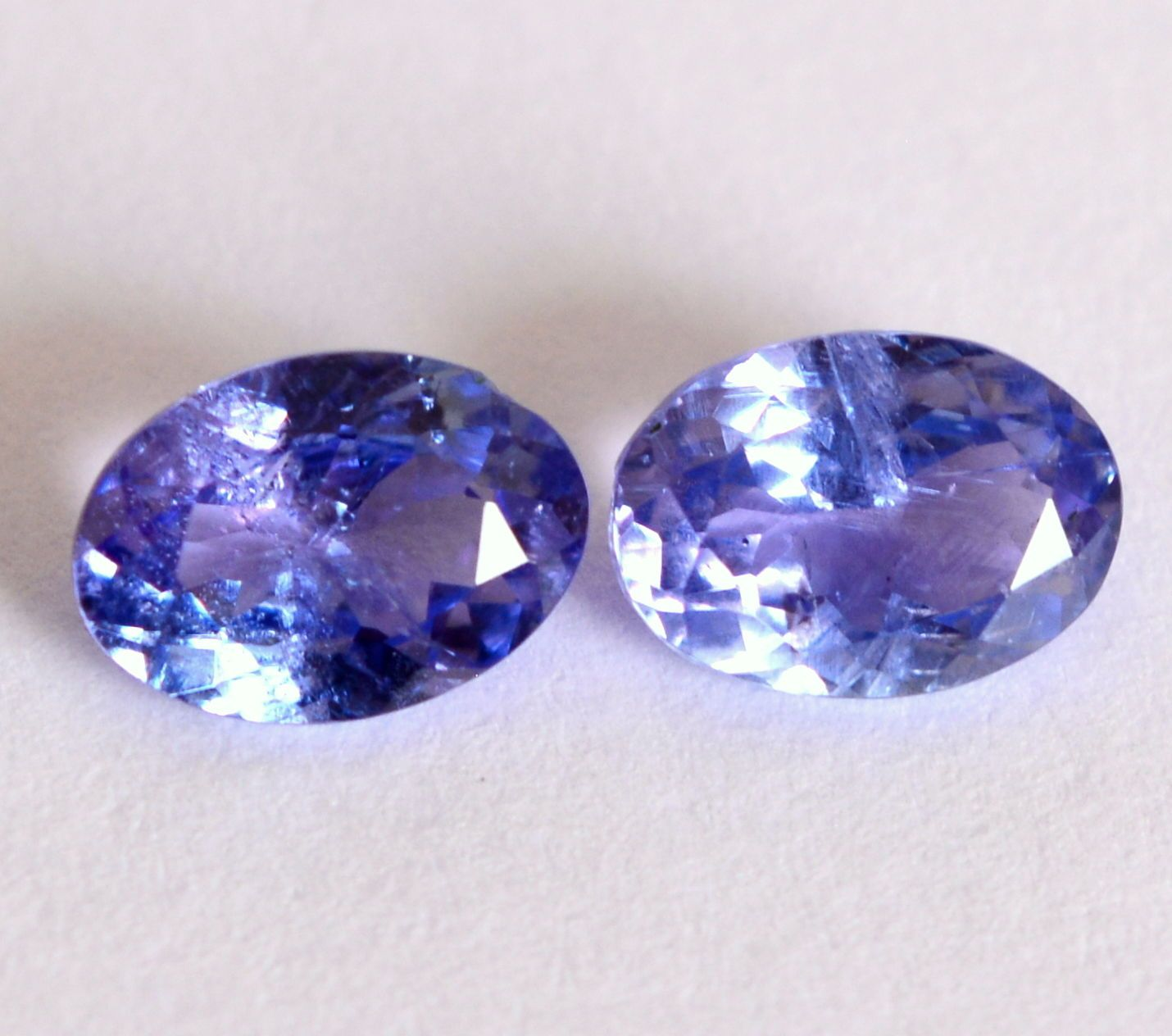 il loose cabochon tanzanite gemstones listing raw fullxfull large cut natural rose slice