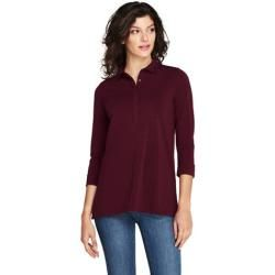 Geographical Norway Poloshirt Karma in Rot - 68% | Größe S | damen-tops Geographical NorwayGeographi #latestfashionforwomen