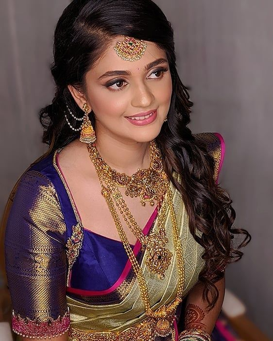 Hindu Bridal Hairstyles 14 Safe Hairdos For The Modern: Pin On Straight Hairstyles