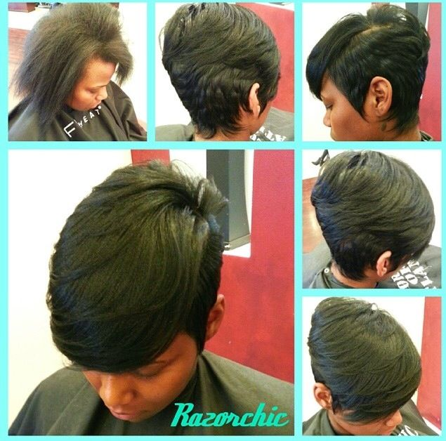 Pin By Angela Foster On Cute Hair Hair Styles Sassy Hair Short Sassy Hair