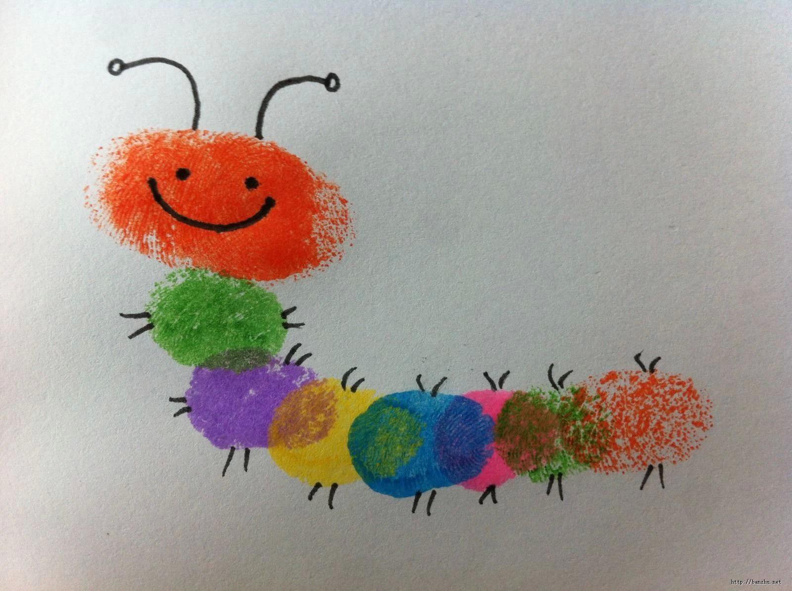 Some Creative Fingerprint Doodles May Bring You