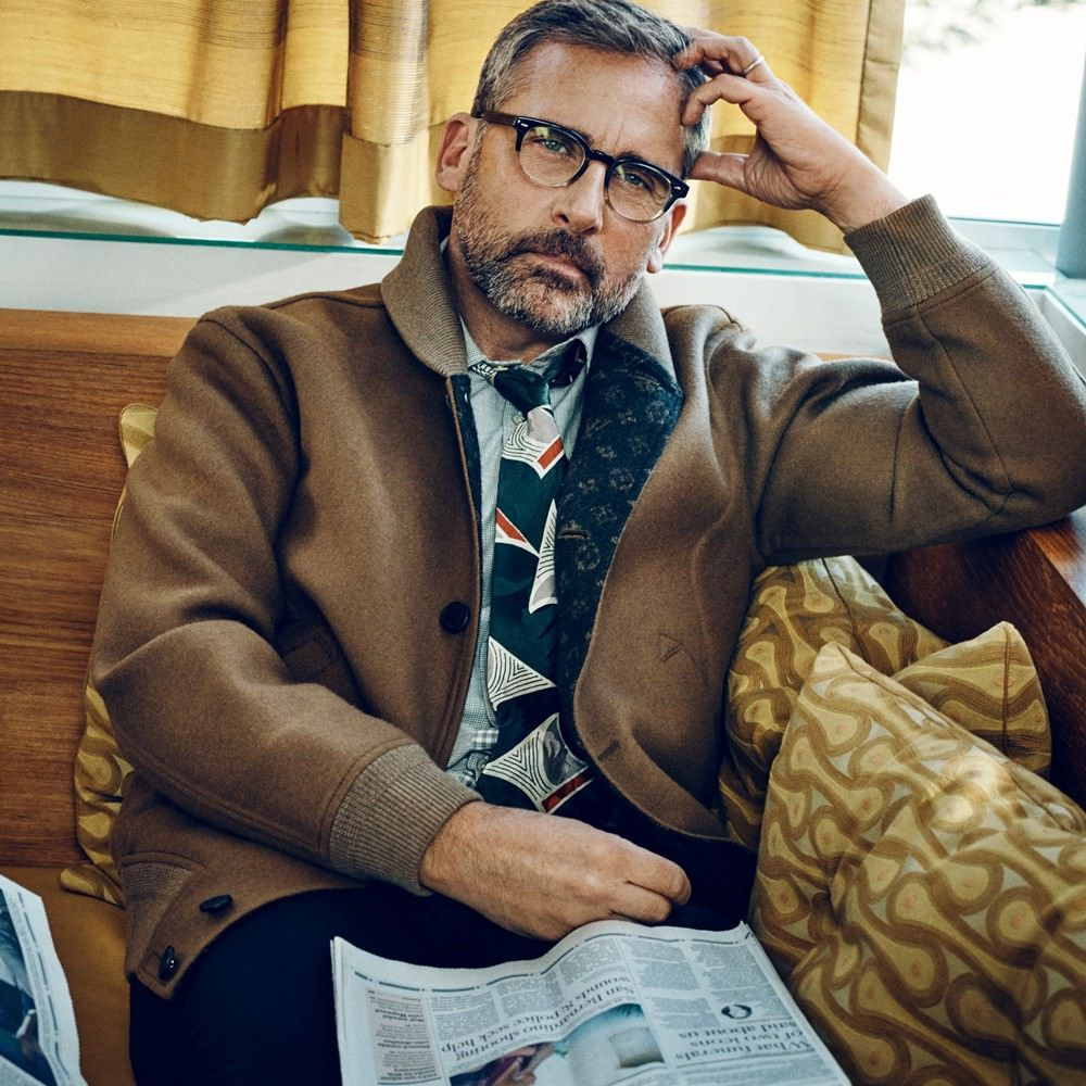 Steve Carell: Steve Carell is aging incredibly well : pics