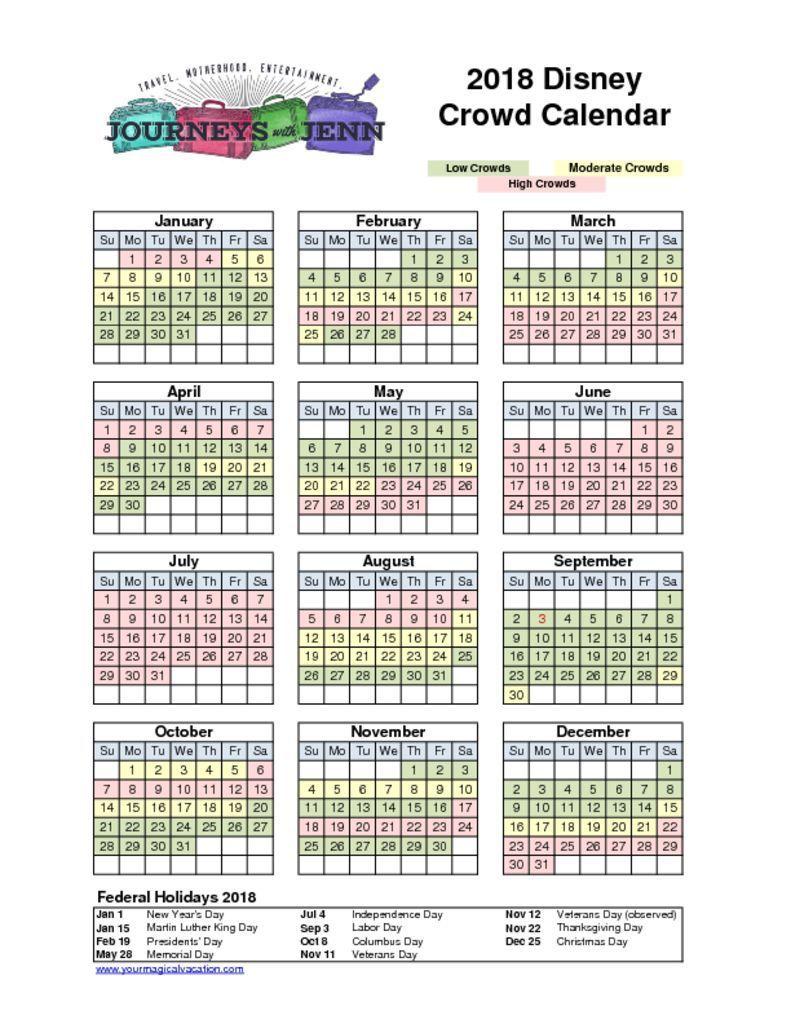 walt disney world crowd calendar choose the best week to visit