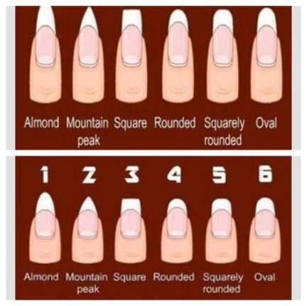 Nails Winter Oval Face Shapes 50+ Ideas #nailsshape