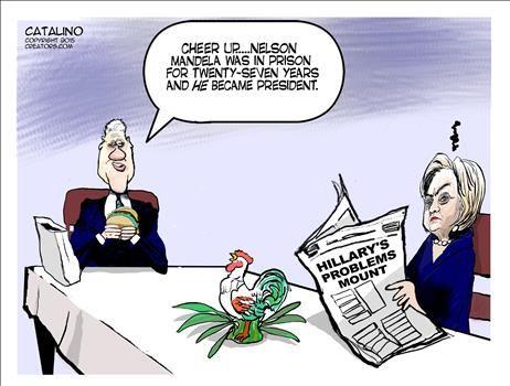 Ken Catalino 10/8/15 editorial cartoons from Townhall.com