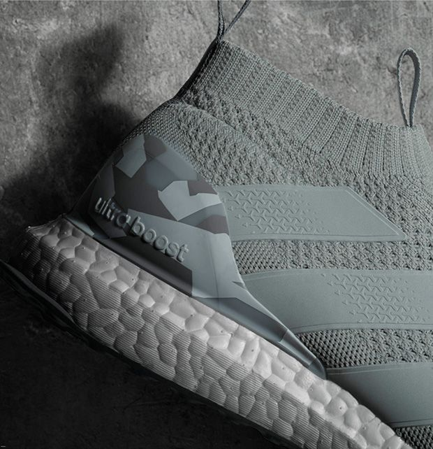 adidas ACE 16+ Ultra Boost Release Date Grey BY9089   Adidas
