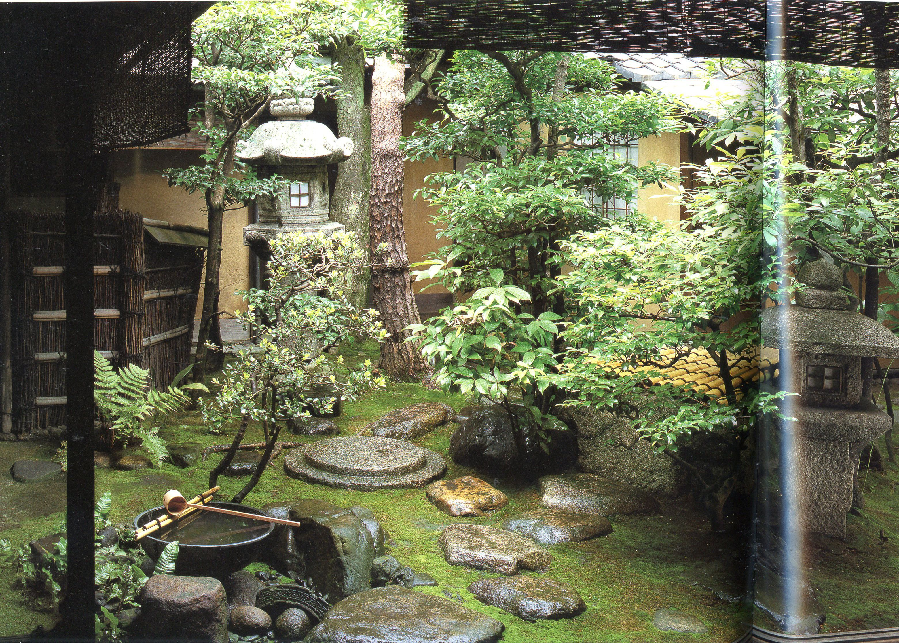 eb09046477cea89b50d3afe9408218cf - Landscapes For Small Spaces Japanese Courtyard Gardens